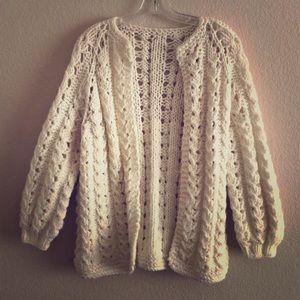 Vintage Handmade Sweater